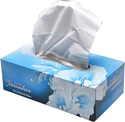 Jawahir facial tissues