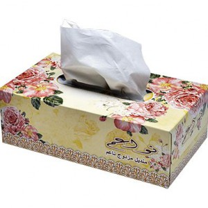Nawaem Facial Tissues in Bahrain