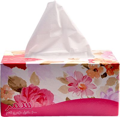 Sammar Facial Tissues